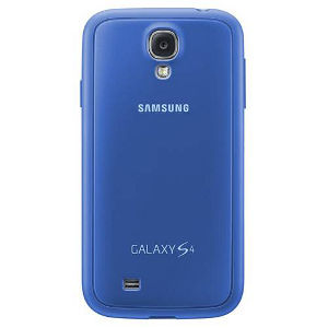 Samsung Protective Cover S4 TR Blue