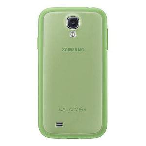 Samsung Protective Cover S4 Green