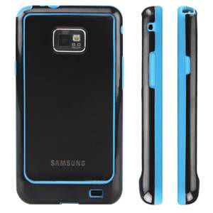 Viking-Case Bumper Galaxy S2 Sv/Bl