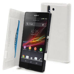 Muvit Wallet Case Made for Xperia Z Vit